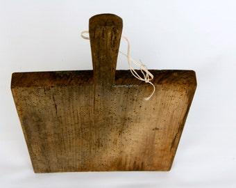 Salvaged Italian wooden chopping board