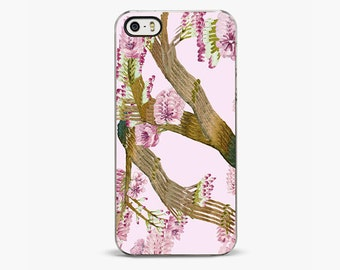 ASIAN GARDEN iPhone 6S case floral iphone 6 case iPhone 5 Case pink iphone 5s case girly iPhone 5C Case iPhone 4 cover