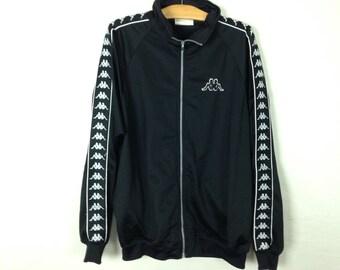 90s kappa windbreaker jacket size L