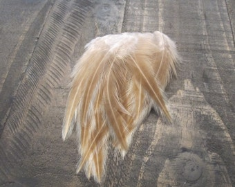 Blonde Cape Feathers ~ Cruelty Free
