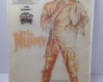 Universal Monsters the mummy Shrinky Dink