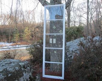 19 x 63-1/2 Vintage Andersen Window Casement sash old 5 pane from 1958