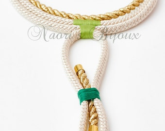 Long Cord Necklace
