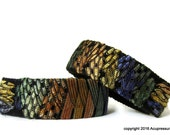 Acupressure Nausea Bracelets for motion sickness, anxiety, treatment related nausea. Copper