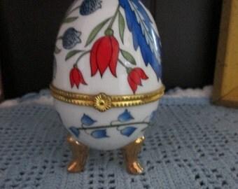 Vintage egg Faberger