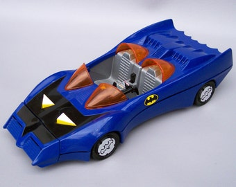 Super Powers 1984 Batmobile Made By Kenner