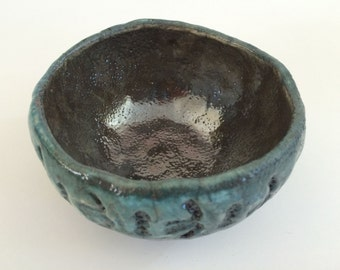 Pinched Bowl