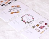 Christmas Gift Tag Pack - Stickers & Tags!