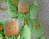 Waldorf Dolls - Butterflies for the youngest children