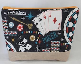 Casino toiletry bag