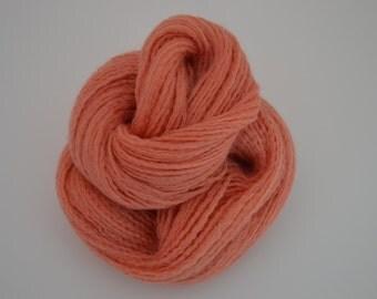 Pure Wool Sport Weight Reclaimed Yarn