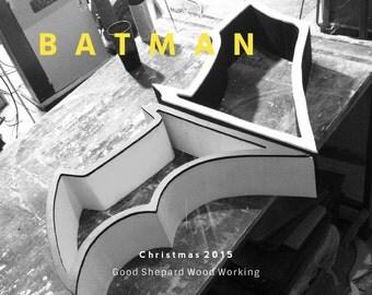 New style Batman Shelf, batman shelf