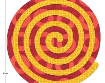 Sizzix - Bigz Pro Die - Fabi Edition - Spirals - 9 1/2in