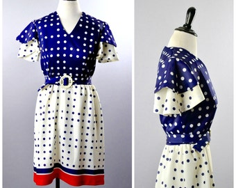 Vintage Women's Sailor Dress