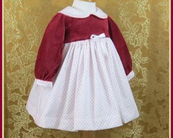 Vintage Look Baby Dresses