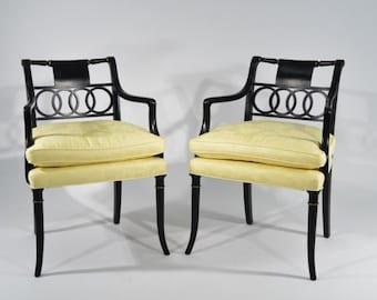 Vintage Pair of Chairs