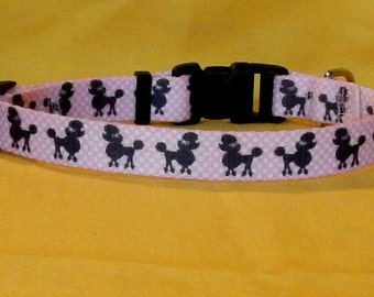 Small Poodles collar