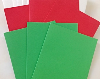 6 Extra Blank Cards and Envelopes For Card Making Kit - Kid's Card Making Kit, DIY Card Making Kit, Children's Craft Project, Kid's Projects