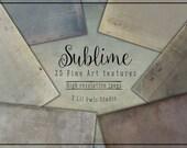Sublime - Fine Art Textures, Photoshop Textures