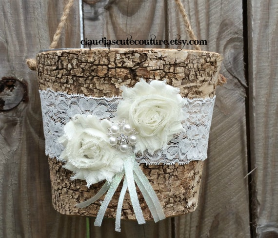 Flower Girl Baskets Nz : Wedding garterflower girl basketbridal gartergarterbasket