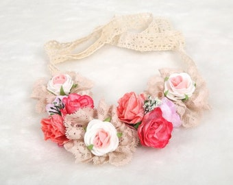 Boho Hippy Head Band