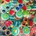 mini summer cookies