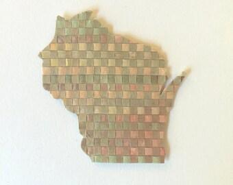 Wisconsin - Pastel