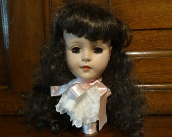 Doll wig, synthetic materials, size 12/13 by Playhouse Collections