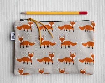 Pencil case - Fox