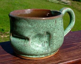 Trombone Mouthpiece Impression Mug