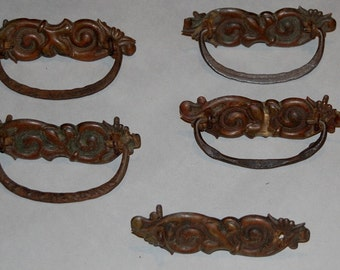 Antique Drawer Handels/Pulls
