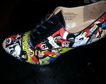Harley Quinn Shoes