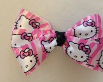 Hello Kitty girls hair bow