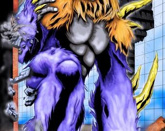 Persastro - The Mountian's Rage