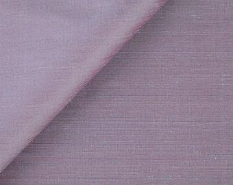 100% Silk Textile in Lavender