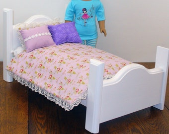 """18 Inch Doll / Doll Bedding for your 18 inch Doll / 18"""" Doll Bedding"""