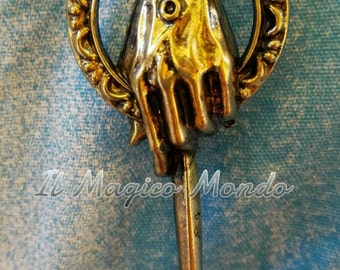 First knight brooch, Game of Thrones