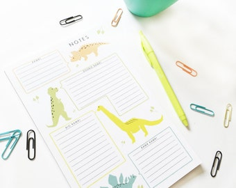 Desktop Dino  Notepad * FREE SHIPPING*