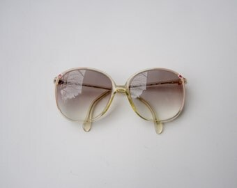 Vintage 1980s Cellidor West Germany Eyeglasses