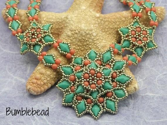 Inca Sun Necklace and Pendant Tutorial