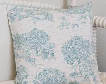 French Toile Etsy