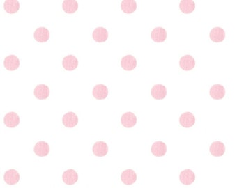 Pick Your Yardage Assorted  Polka Dot in 100% Cotton (You pick color)