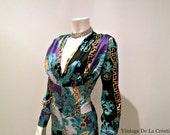 Authentic vintage versace jumpsuit