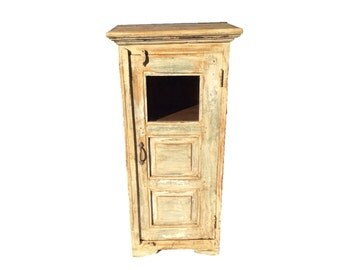 Rustic Cabinet with Window