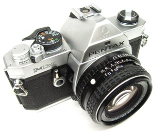 Pentax MX 9244878 and SMC - M 2673010,  50/1.7 lens
