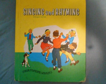 Singing and Rhyming your singing world by Ginn and company
