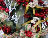 Sale 25% OFF Christmas Wreath