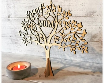 Wooden Tree - finished item