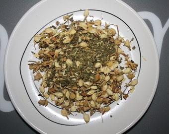 Manderley Herbal Tea Blend - Viridian Tea Company