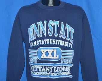 90s Penn State University PSU Nittany Lions Sweatshirt Medium